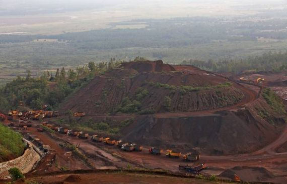 '12.8 Lakh Jobs Lost in Karnataka, Goa Mining Sector'