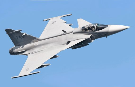 Saab Begins Work On  IAF's Tender