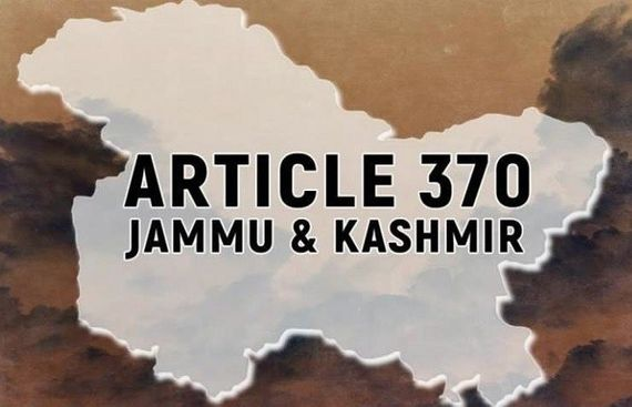 Article 370 doesn't Link Kashmir with India: Shah