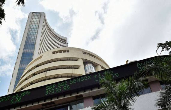 Lower Oil Prices Lift Equities; Sensex Up 390 Pts