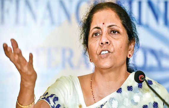 Govt Waiting for Clarity in PMC Bank Issue: Sitharaman