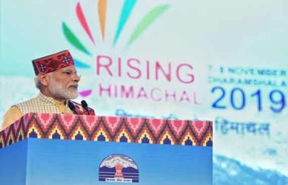 Himachal Pradesh Signs largest MoU of the Country