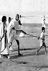 relevance of mahatma gandhi in today's world essay
