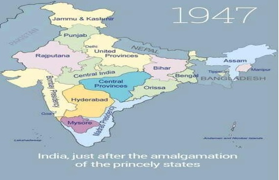 The Changing Indian Demography Since Independence