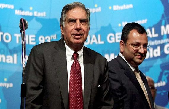 Shares of Tata Group firms surge after SC verdict against Mistry