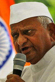 Ramlila grounds may be Hazare's fast venue