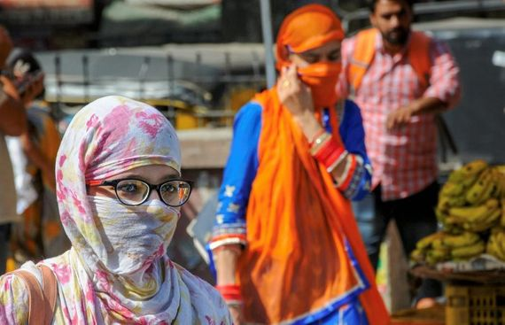 Heatwave to continue in Northern India till Wednesday