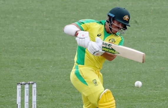 David Flops On Return; Rain Disrupts Third Test