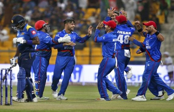 Afghanistan opt to bowl against Sri Lanka