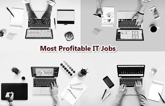 The Most Profitable IT Jobs in India