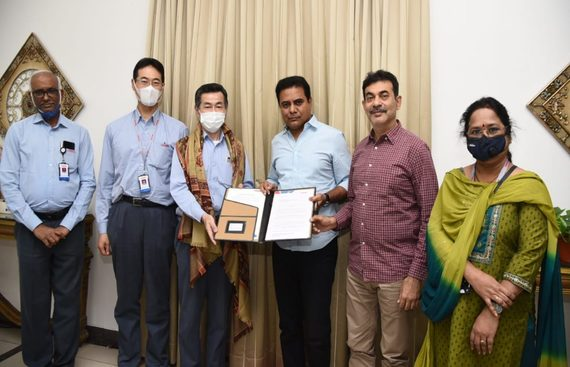 Toshiba facility in Telangana to be Japan-India Institute for Manufacturing