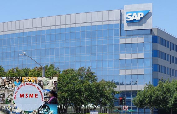 SAP India unveils initiative to make MSMEs globally competitive