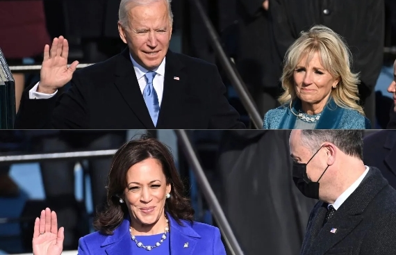Joe Biden Sworn in as 46th President of the United States, Kamala Harris Took Oath as New VP