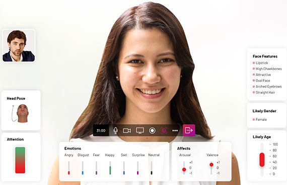 EnableX.io introduces FaceAI - Face Analysis and Emotion Recognition AI to deliver Business Intelligence