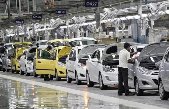 India's Jan Passenger Vehicle Sales Rise over 11% YoY