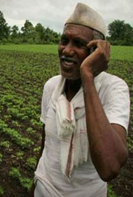 Farmers to save Rs. 600 Crore courtesy mobile broadband