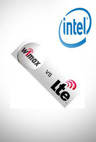 Intel to support LTE, the rival of Wimax