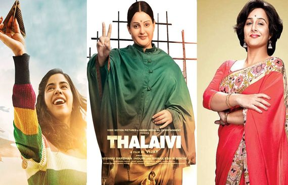 Women's Day Special: Women-Centric Bollywood Movie Releases 2020