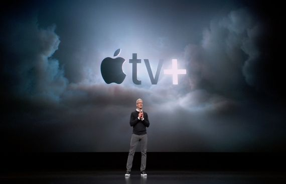 Apple Suspends Active Filming of all Apple TV+ Series