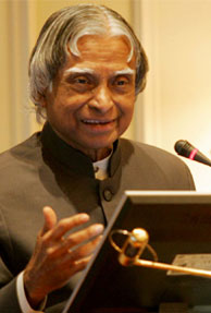 Kalam for use of mobile tech for dissemination of information