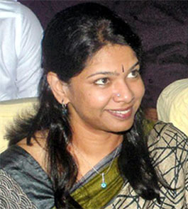 Kanimozhi charged with conspiracy in 2G scam case