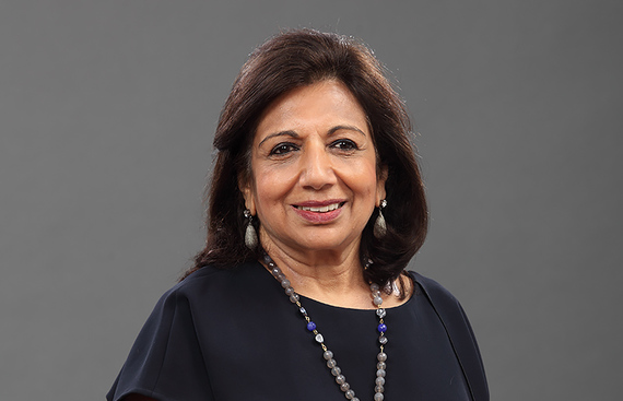 Infosys Forms New Committee Focusing on ESG; Kiran Mazumdar-Shaw to Head the Board