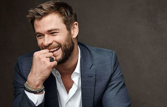 Chris Hemsworth would 'love to' play James Bond