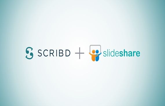 LinkedIn sells SlideShare to digital library leader Scribd