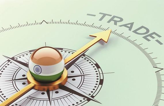 India's Transition from Look East to Act East to Trade West