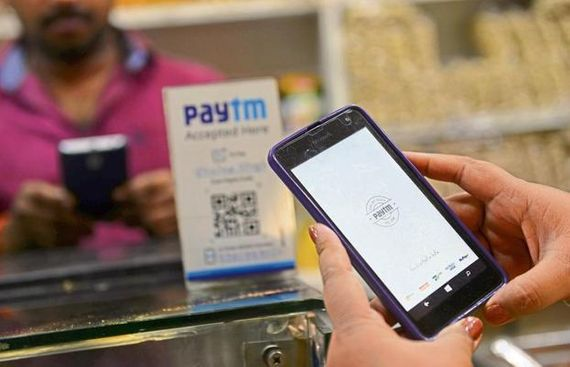 Paytm Leads Digital Payments Growth as India Avoids Touching Cash