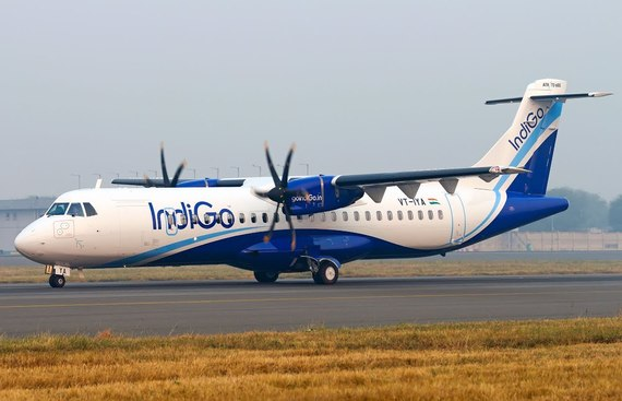 IndiGo Launches ATR flights on Buddhist Circuit