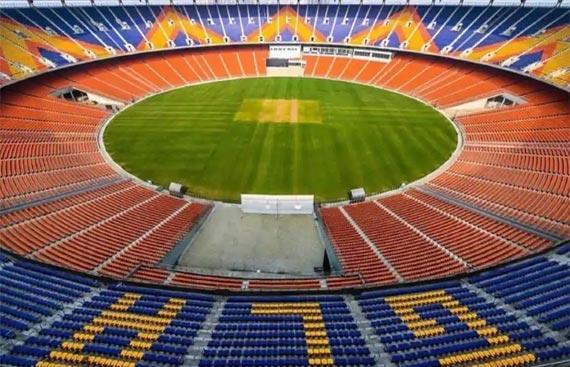 Sardar Patel stadium renamed after PM Modi