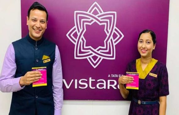 Vistara to become first Indian airline to offer sanitary pads on flights