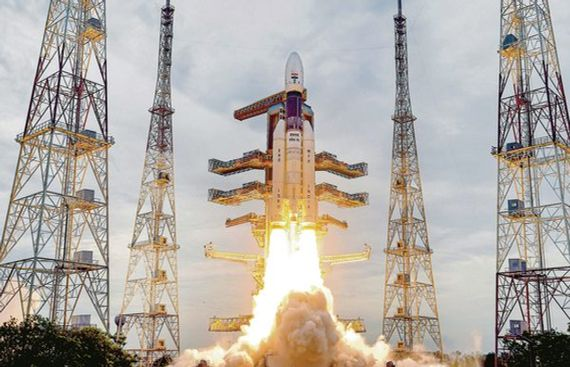 Chandrayaan-2 gets closer to the moon