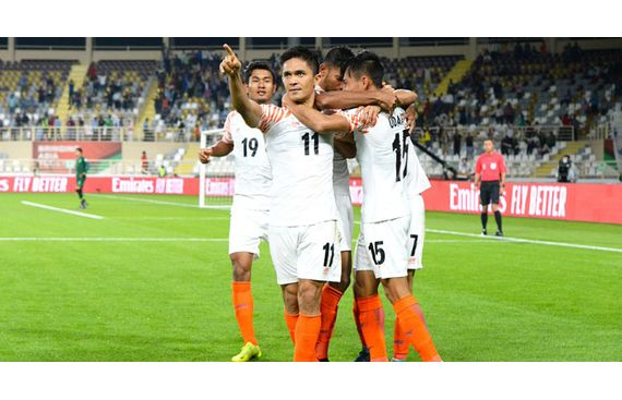 Asian Cup: India overpower Thailand in campaign opener