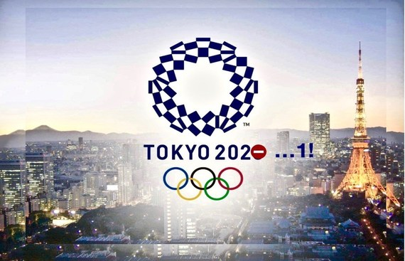 Tokyo marks 100 days to go until Olympics amid COVID spike