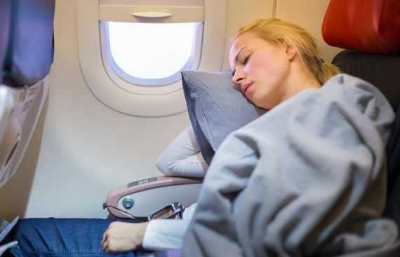 Airbus Engineers Devise Unique Travel Pillow, Napeazy Spins-Off As a New Company