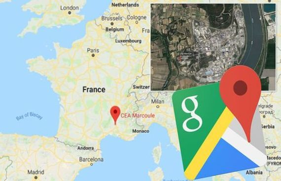 Google Map gets speed limits, radar locations