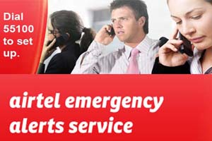 Airtel Launches Emergency Alert Service For Women