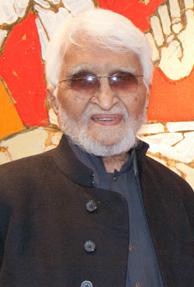 Tribute to MF Husain in New York City