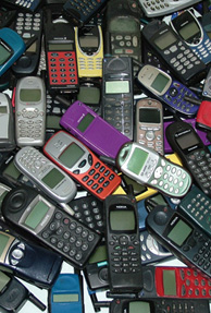 Mobile phones sale to touch 206 Million in 2014