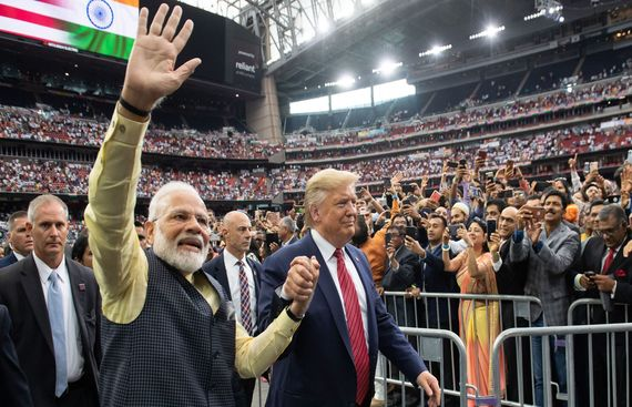 Howdy Modi! Bridging US India Ties