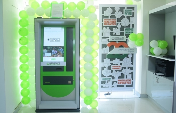 Herbalife Nutrition Launches Auto Attendant that Automates & Manage Customer Orders