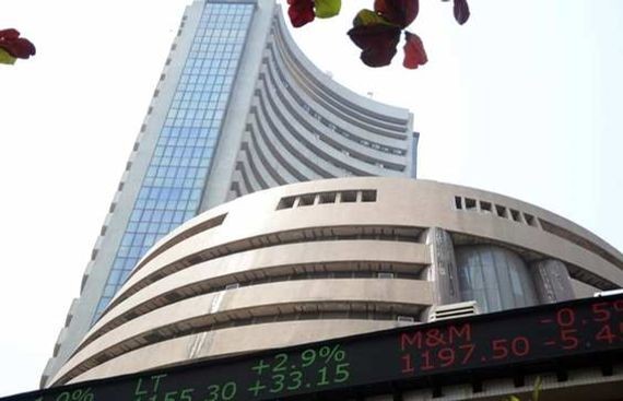 Sensex Ends 85 Points Higher, Nifty Closes Above 11,680