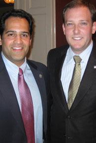 Senator Zeldin Honored By Indian Americans in New York