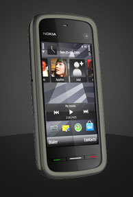 Nokia launches 'Nokia 5230' at Rs.10,430