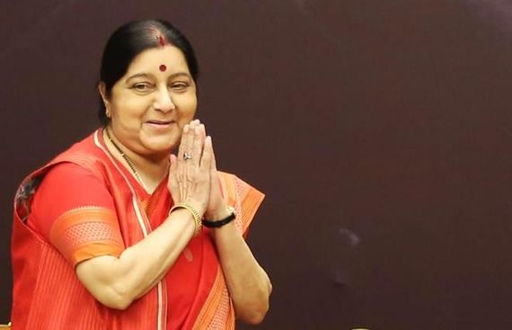 Sushma Swaraj Passes Away, Leaders Condole Death
