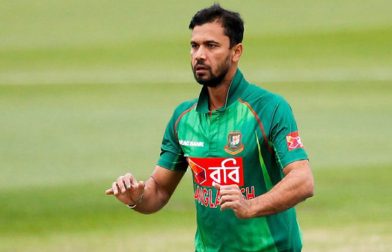 Mortaza all Praise for team after Emphatic Proteas Win