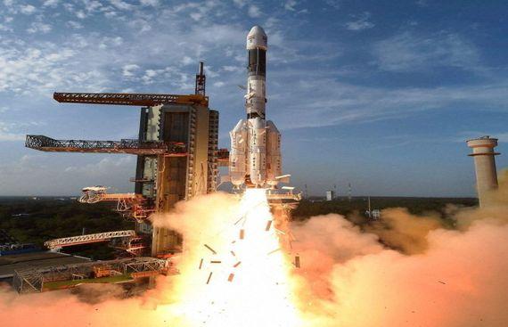 India's Heavy Rocket Bahubali Gearing Up for Moon
