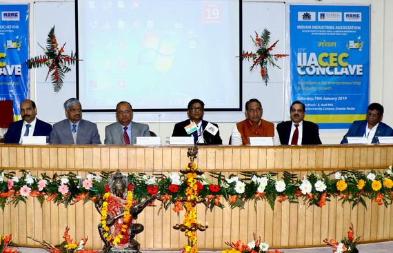 150 MSMEs Assembled at Sharda University for Industrial Mahakumbh